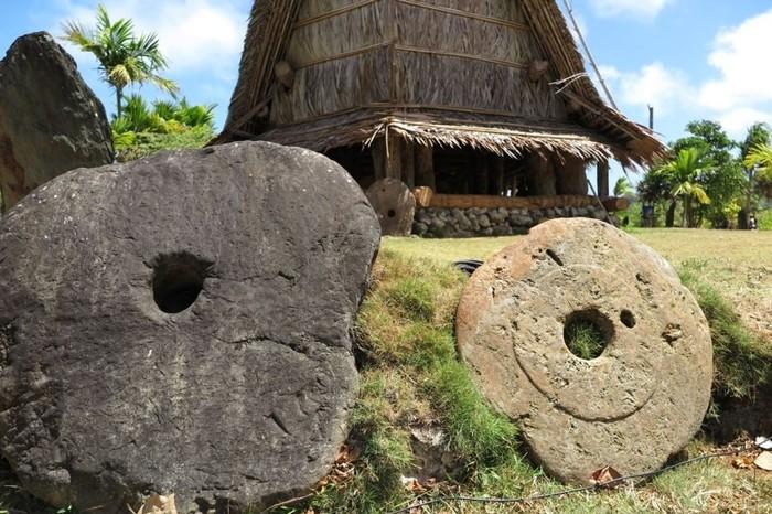 Batu Rai, Uang Receh Zaman Dulu