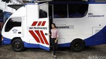 Ini Jadwal SIM Keliling di Jakarta Selama Libur Lebaran