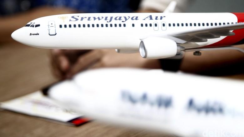 Penjelasan Sriwijaya Soal Pesawatnya Di-grounded Saat Pengecekan Kemenhub