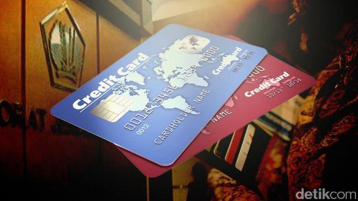 Pajak Intip Data Kartu Kredit