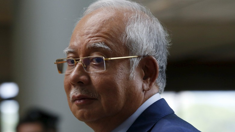 PM Najib: Tak Masuk Akal Jika 1,6 Miliar Muslim Kalah dari Yahudi
