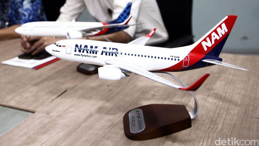 15 Penerbangan Sriwijaya Dibatalkan, Penumpang Dialihkan ke NAM Air