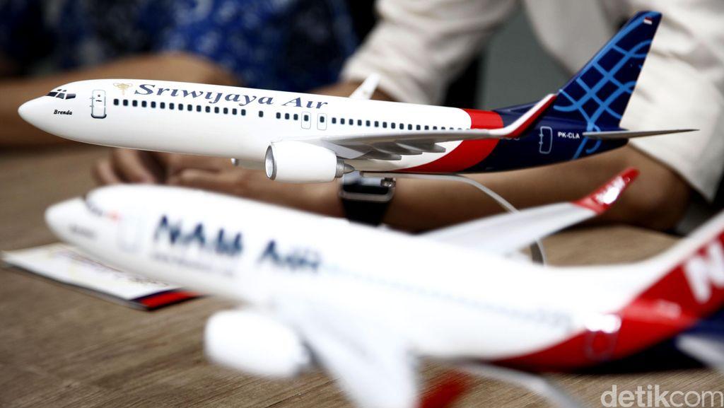 Modal Bantuan UMKM, Remaja Ciamis Ini Sukses Bisnis Miniatur Pesawat