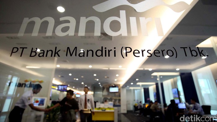 Bank Mandiri Setor Rp 202 Triliun ke Negara Dalam 20 Tahun