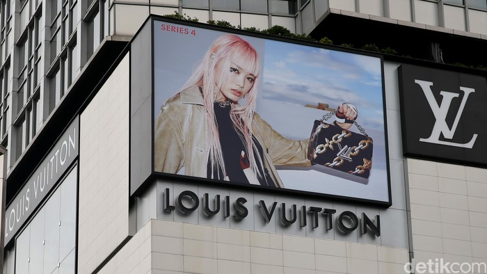 Logo Louis Vuitton LV