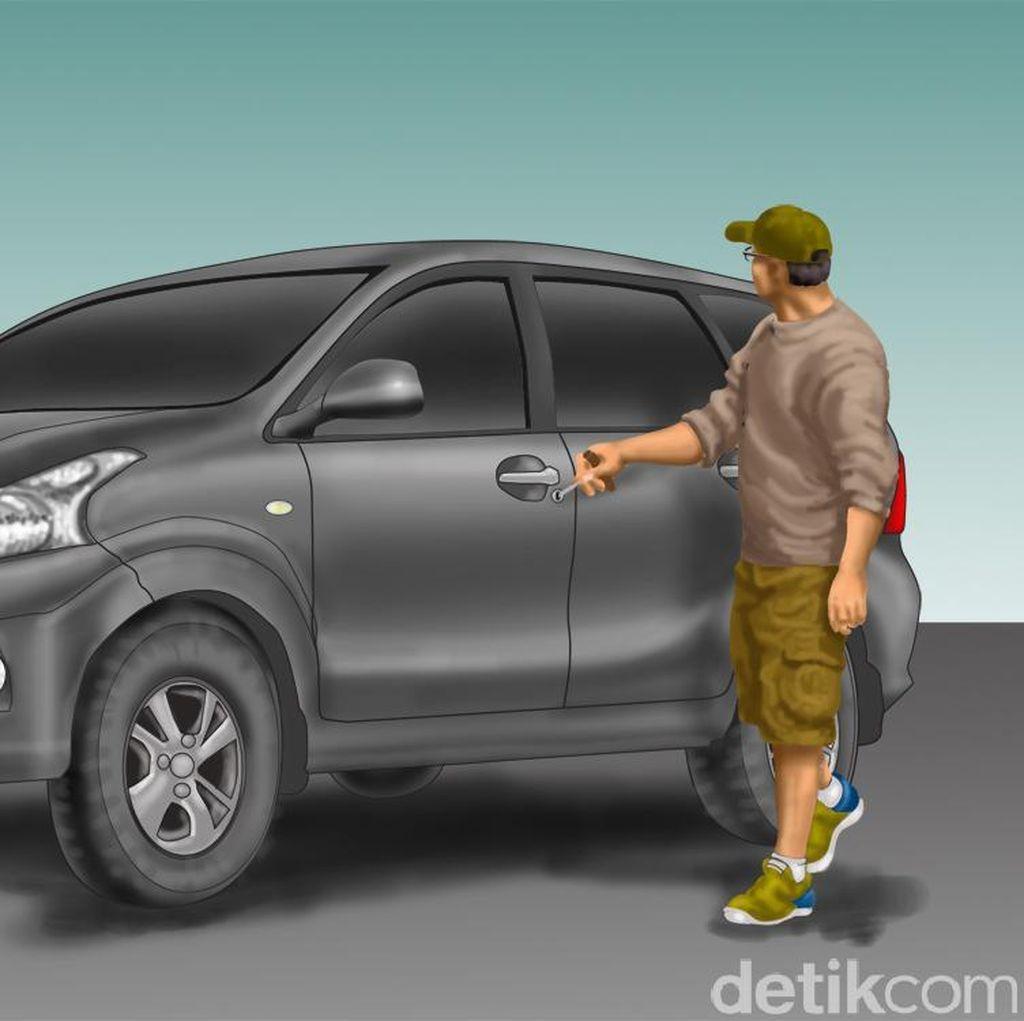 Polisi Tangkap Kompolotan Pencuri dengan Modus Teriak Ban Mobil Kempis