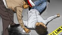 Kecelakaan di Jl Ahmad Yani, Satu Orang Meninggal