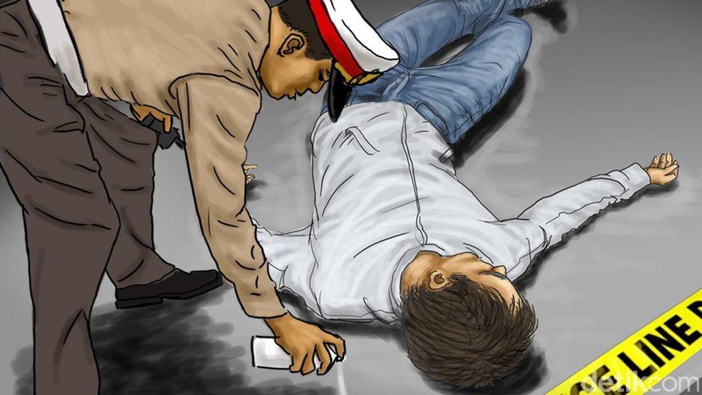 Pria Tewas Terjatuh dari Lantai 15 Apartemen di Tangsel