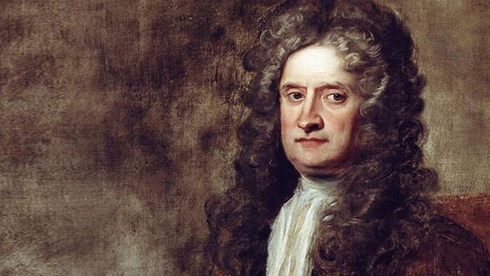 Kisah Isaac Newton yang Gemilang saat Wabah Melanda