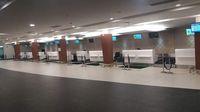 Sudut-sudut Bandara Husein Sastranegara