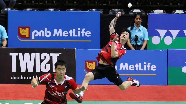 Indonesia, Sisipkanlah Semangat Kevin/Marcus dalam Tim di Piala Sudirman!