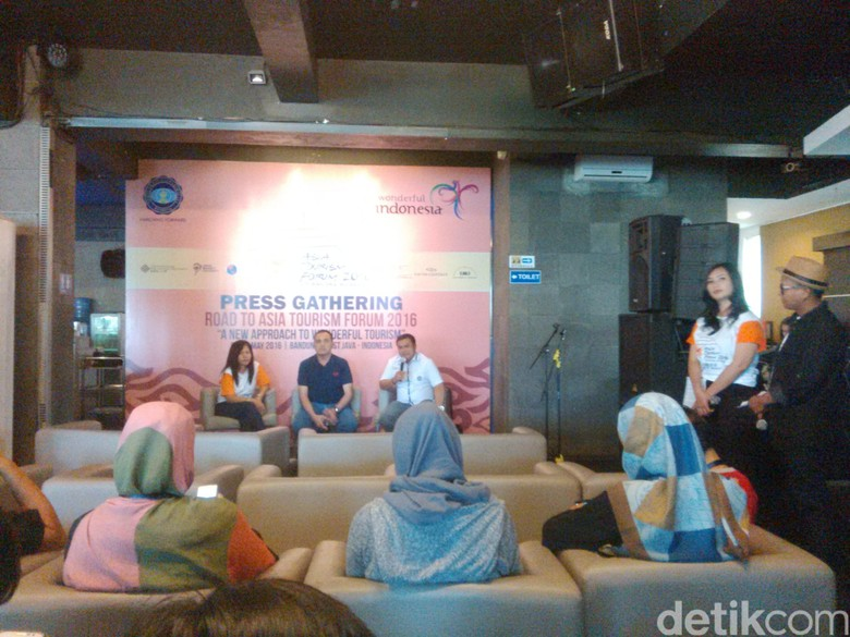 20 Negara Ikuti Asian Tourism Forum 2016 di Bandung