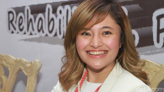 Marshanda Terlihat Chubby, Cinta Penelope Siap Tampil Botak