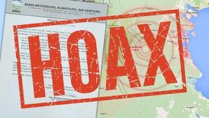 Waspada Hoax Soal Gempa Lombok!