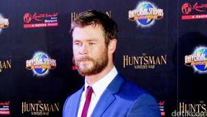 Chris Hemsworth Bikin Fans Singapura Histeris