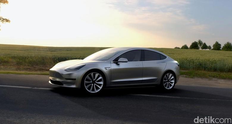 Tesla Model 3. Foto: Tesla Motors