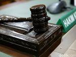 PT Banten Hukum Mati Gembong Narkoba 86 Kg