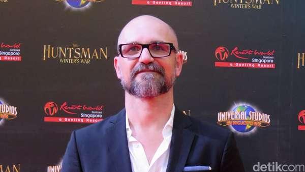 Begini Suasana Premiere The Huntsman: Winters War di Singapura