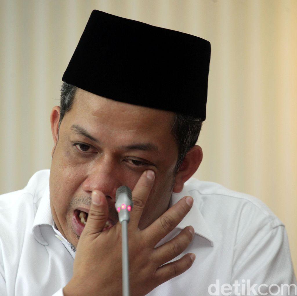 PKS Rombak Pengurus Daerah, Fahri: Sudah Tanda Akhir