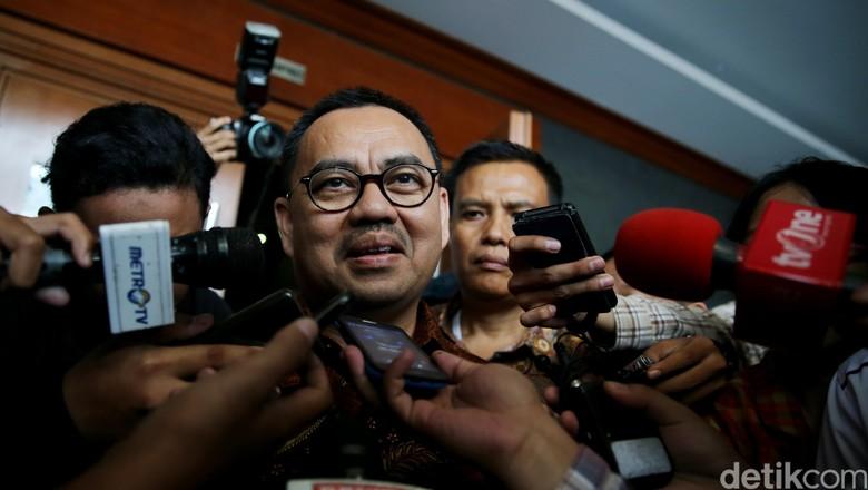 Sudirman Said Bersaksi untuk Dewie Limpo