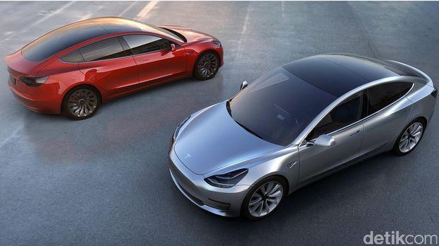 Tesla Termurah Bakal Merapat Ke Ri Berapa Harganya