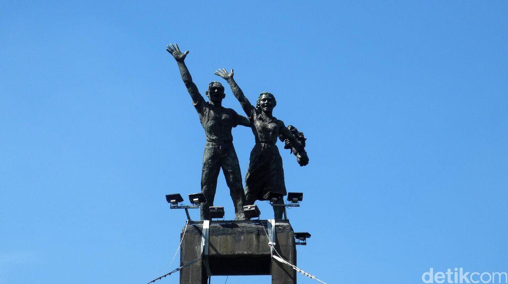 Potret Aneka Monumen & Patung Bersejarah di Jakarta