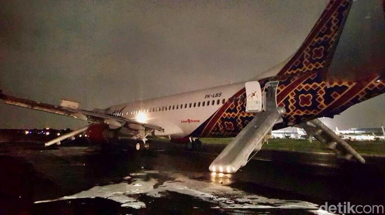 Pesawat Batik Air Tabrakan di Halim, Ini Kata Bos Lion Group