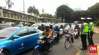 Jutaan Kendaraan di DKI Tunggak Pajak