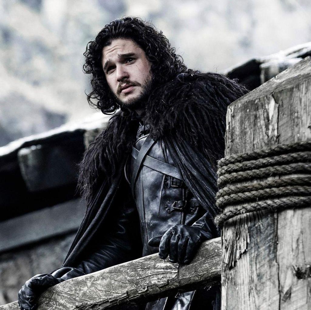 Tragedi Jon Snow di GoT Menurut Emilia Clarke dan Kit Harington