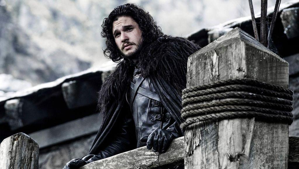 Demi Terlihat Gagah, Jon Snow Ternyata Pakai High Heels di Game of Thrones