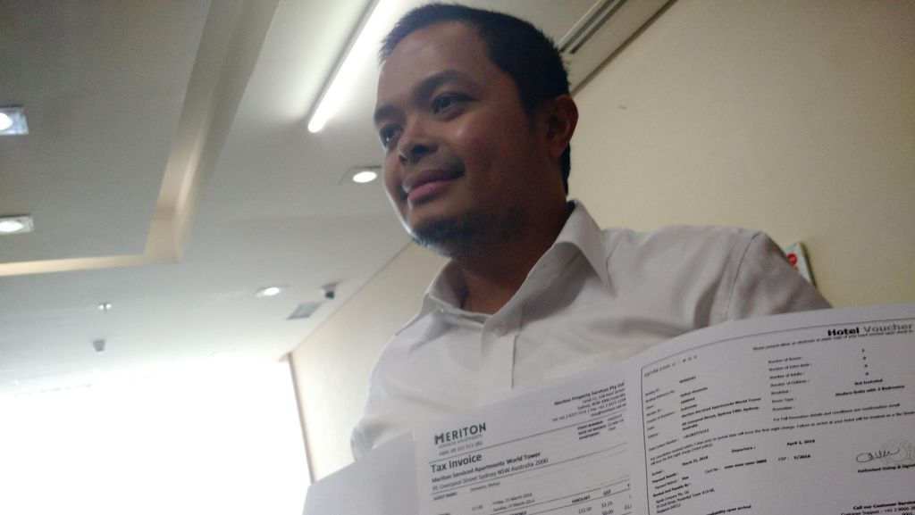 Jadi Tersangka Politik Uang, Caleg Gerindra Wahyu Dewanto Dicari Polisi