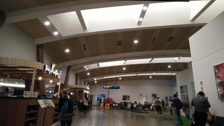 Bandara Husein/ Foto: Avitia Nurmatari
