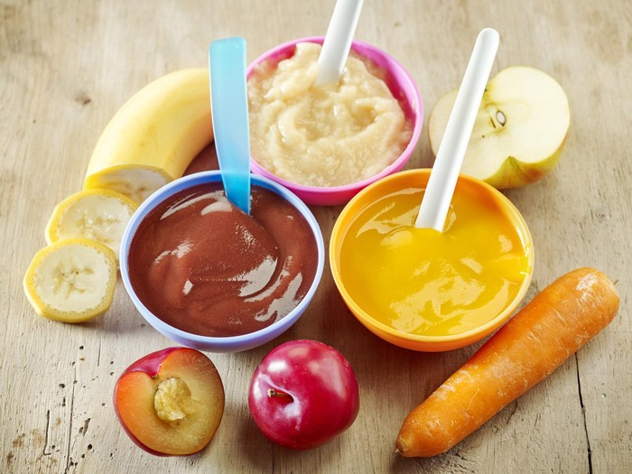 Anak Usia Setahun Lebih Tapi Makanannya Masih Diblender Adakah