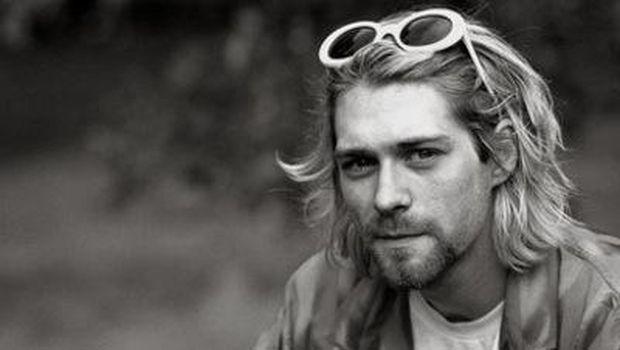Kurt Cobain, frontman Nirvana