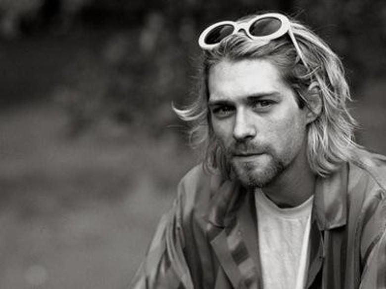 Pengadilan Memutuskan Foto Kematian Kurt Cobain Tak Boleh Disebar