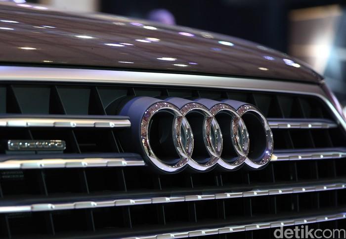 Logo mobil Audi