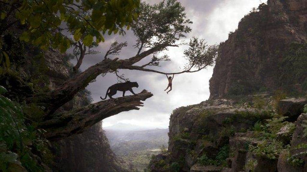 Avengers dan Jungle Book Bisa Ditonton Pakai VR