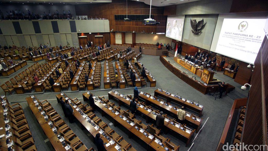 Golkar Setuju Tax Amnesty, Tapi DPR Minta Konsultasi dengan Presiden