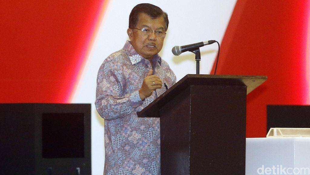 JK Berharap RUU Tax Amnesty Disetujui DPR Sebelum Reses