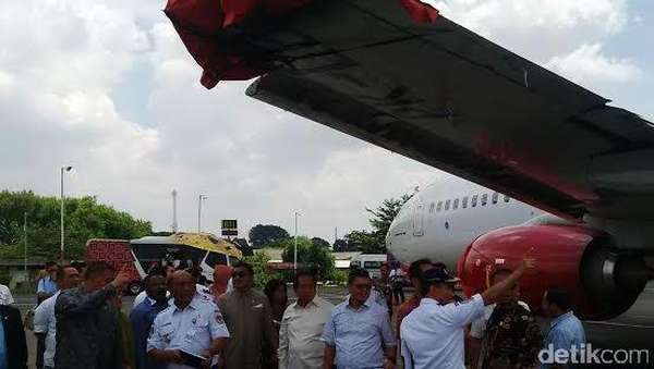 Komisi V: Punya 3 Fungsi, Keamanan Bandara Halim Masih Kurang