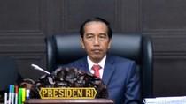 Jokowi Kumpulkan Menteri Bahas KTT ASEAN dan APEC