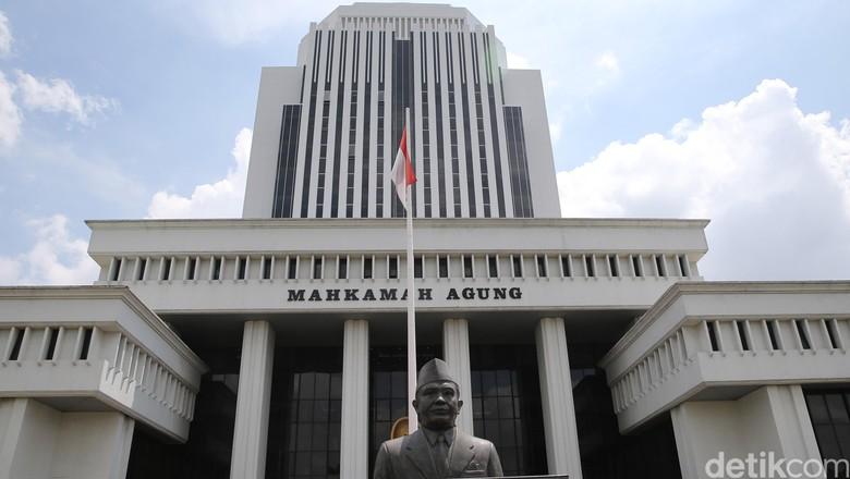 Ketua PN Balikpapan Dicopot Buntut OTT KPK ke Anak Buahnya