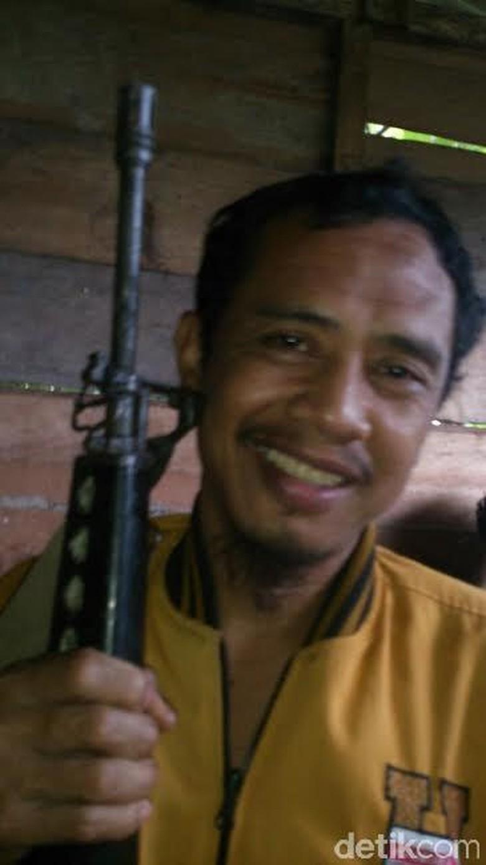 Ini Profil dan Jejak Kejahatan Basri, Orang Kepercayaan Santoso