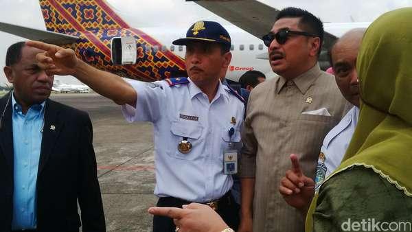 KNKT Butuh Maksimal 4 Bulan Investigasi Tabrakan Batik Air vs TransNusa