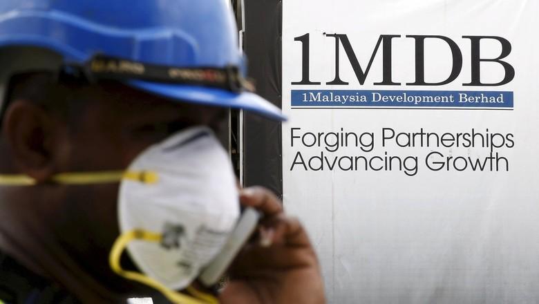 Komisi Antikorupsi Malaysia Buru 2 Pria Terkait Skandal 1MDB