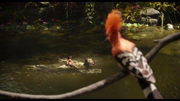 Sentuhan yang Lebih Gelap dari 'Mowgli' pada Kisah 'The Jungle Book'