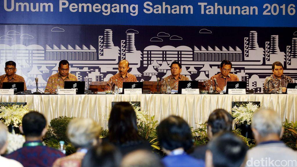 RUPS PGN Sepakat Rombak Jajaran Direksi dan Komisaris