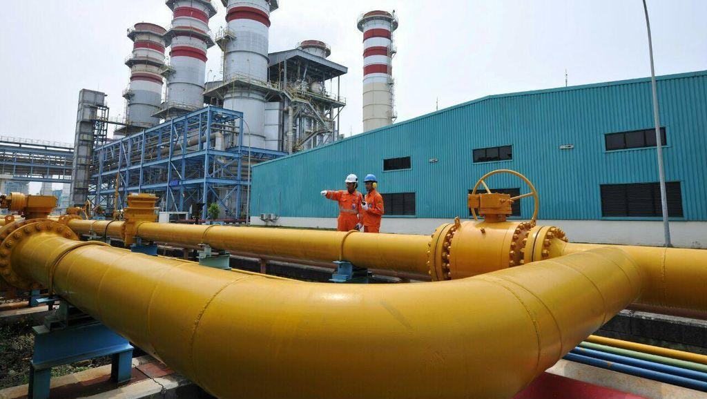 Sub Holding Gas Target 10.547 Km Pipa Gas Terbangun di 2019