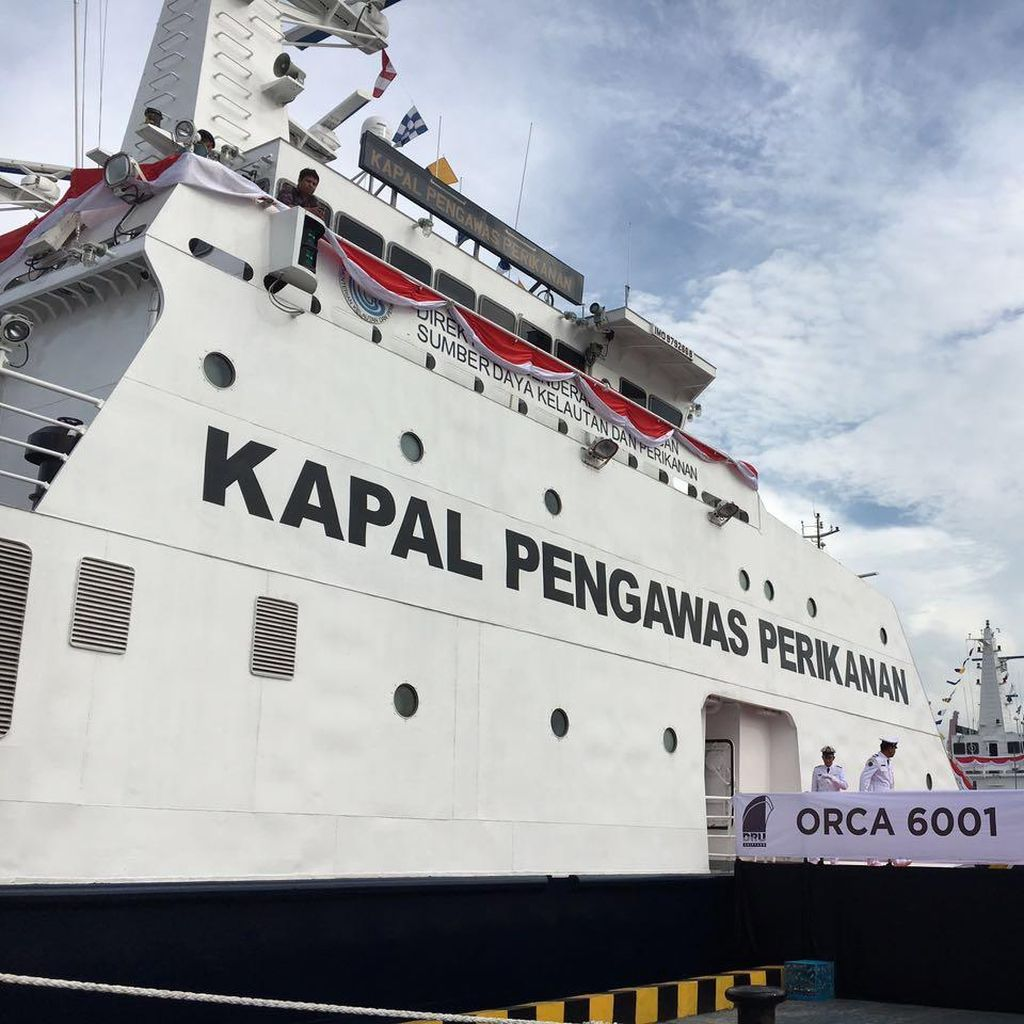 KPK Sekali Dayung, 2 Kasus Proyek Kapal Digulung