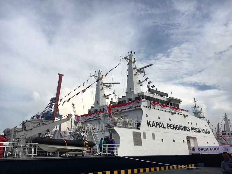 Tentang Kapal Orca Pengawas Maling Ikan Milik KKP yang Dikorupsi